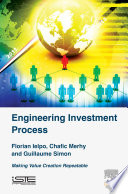 Engineering Investment Process Book