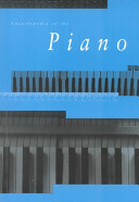 Encyclopedia of the Piano (Garland Reference Library of the Humanities), Palmieri, Robert