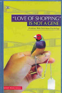 Love of Shopping  is Not a Gene