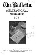 The Bulletin Almanac and Year Book
