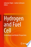 Hydrogen And Fuel Cell Book PDF