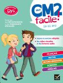 Pdf Mon CM2 facile ! adapté aux enfants DYS ou en difficulté d'apprentissage Telecharger