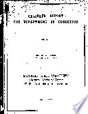 Research Report, the Department of Education