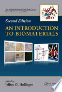 An Introduction To Biomaterials  Second Edition