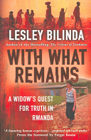 With what Remains Book