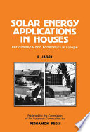 Solar Energy Applications in Houses
