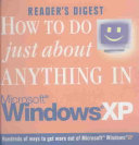 How to Do Just about Anything in Windows XP Book