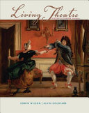 Cover of Living Theatre: A History of Theatre