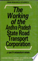 The Working of the Andhra Pradesh State Road Transport Corporation