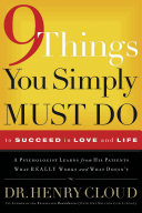 9 Things You Simply Must Do to Succeed in Love and Life Pdf/ePub eBook