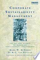 Corporate Sustainability Management