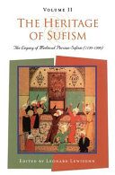 Pdf The Heritage of Sufism