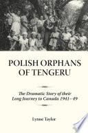 Polish Orphans of Tengeru