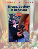 Annual Editions Drugs Society And Behavior 08 09 Book