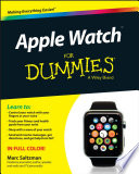 Apple Watch User Guide For Newcomers [Pdf/ePub] eBook