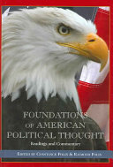 Foundations of American Political Thought Book