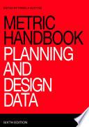 Metric Handbook Book