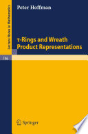 Tau-Rings and Wreath Product Representations