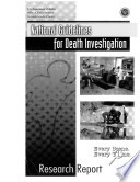 National Guidelines for Death Investigation