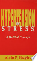 Hypertension and Stress Book