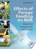 Effects of Forage Feeding on Milk