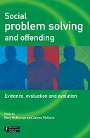 Cover of Social Problem Solving and Offending
