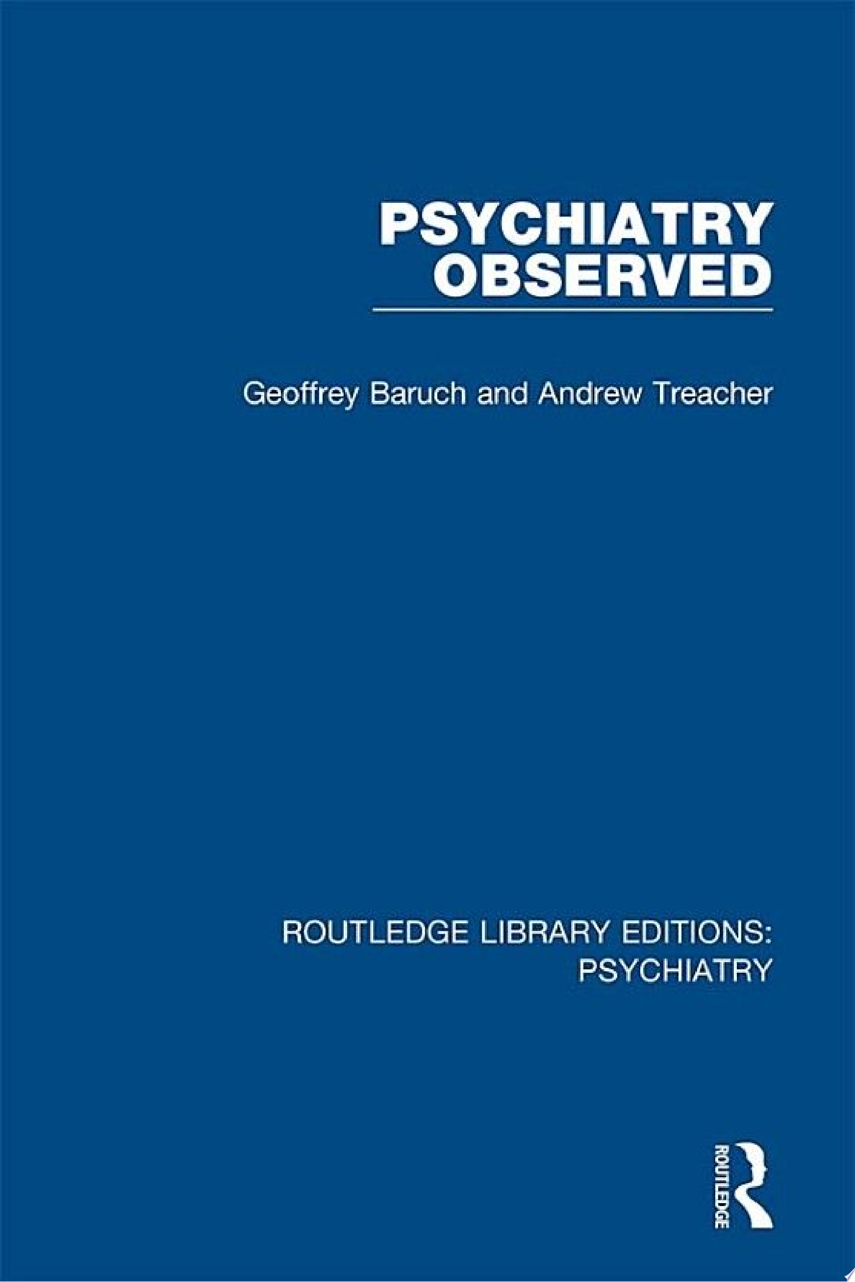 Psychiatry Observed