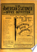 The American Stationer and Office Outfitter
