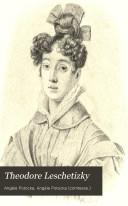 Theodore Leschetizky