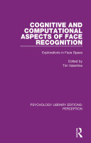 Cognitive and Computational Aspects of Face Recognition Pdf/ePub eBook
