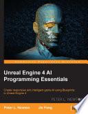 Unreal Engine 4 AI Programming Essentials Book