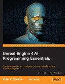 Pdf Unreal Engine 4 AI Programming Essentials