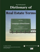 The Professional s Dictionary of Real Estate Terms