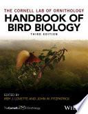 Handbook Of Bird Biology Book PDF