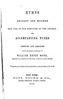 Hymns, Ancient and Modern
