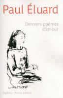 Derniers poèmes d'amour Pdf/ePub eBook