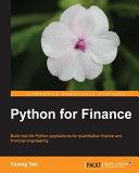 Pdf Python for Finance Telecharger