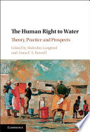 The Human Right to Water Book PDF