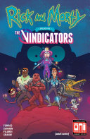 Rick and Morty Presents  Vindicators  1
