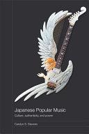 Japanese Popular Music