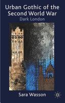 Urban Gothic of the Second World War Pdf/ePub eBook