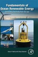 Fundamentals of Ocean Renewable Energy Book