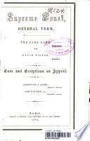 Supreme Court General Term