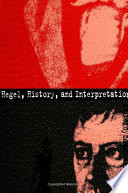 Hegel  History  and Interpretation