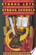 Strong Arts  Strong Schools