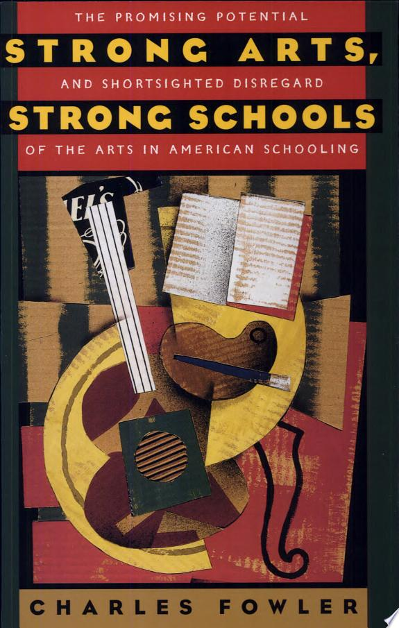 Strong Arts, Strong Schools