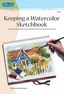 Keeping a Watercolor SketchBook