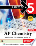 5 Steps to a 5  AP Chemistry 2021