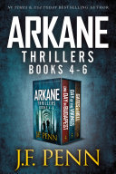 ARKANE Thrillers Books 4-6 ebook