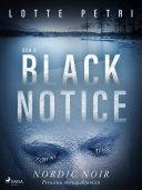 Black notice: Osa 2 Pdf/ePub eBook